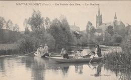 88--MATTAINCOURT--LA POINTE DES ILES--LA MADON--TBE--VOIR SCANNER - Frankreich
