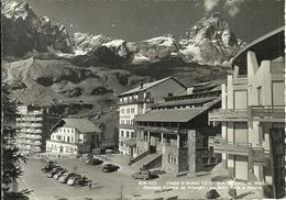 "Cervinia Breuil (Aosta) Stazione Funivia E Alberghi ""La Gran Baita"" E ""Astoria"", Hotels - Aosta"