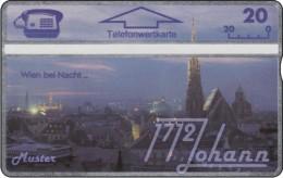 TWK Österreich Privat: 'Wien Bei Nacht' Gebr. - Oesterreich