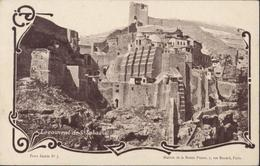 YT Levant N°13 CAD Jérusalem Palestine 29 5 10 Bureau Français à L'étranger Pothion D P26 I10 CPA Couvent De St Sabas - Levant (1885-1946)