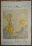 Catalogue AU BON MARCHE - Maison A. Boucicaut - Campagne Bains De Mer Vers 1925 - Mode