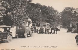 54--MESSEIN--TRES BELLE CARTE HOTEL LARDELLI--TBE--VOIR SCANNER - France