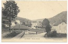 88-LA BRESSE-Rue De L'Eglise... - France