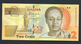 GHANA : 2 Cedis -  Pi7A - 2014 - UNC - Ghana
