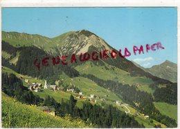 AUTRICHE - VORARLBERG- FONTANELLA IM GROSSEN WALSERTAL - Autriche
