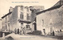 33-SAINT-MACAIRE- PORTE RENDESSE - France