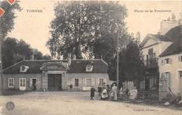 21-VONGES- PLACE DE LA POUDRERIE - France