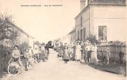 10-LES GRANDES CHAPELLES-RUE DE PREMIERFAIT - France