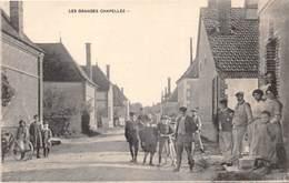 10-LES GRANDES CHAPELLES - France