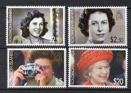 Iles SALOMON   Timbres Neufs **  De 2006  (ref 5350 A ) Elisabeth II - Salomon (Iles 1978-...)