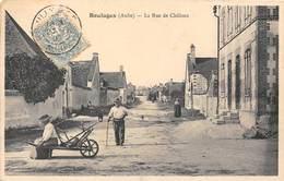 10-BOULANGE- LA RUE DE CHÂLONS - France