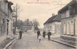 10-BOUILLY- LA POSTE, ROUTE DE TROYES - France