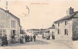 10-BOSSANCOURT- GRANDE RUE - France
