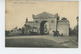 ARRAS - Ancienne Entrée Du Cimetière - Arras
