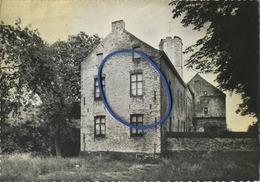 Meeuwen-Gruitrode  :  Kasteel  (  Groot Formaat 15 X 10.5 Cm )  Geschreven Met Zegel - Meeuwen-Gruitrode