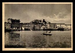 ITALIE - PORTOFERRAIO - LA DARSENA - Altre Città