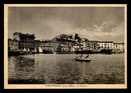 ITALIE - PORTOFERRAIO - LA DARSENA - Italy