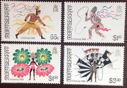 Montserrat 1984 Christmas MNH - Montserrat