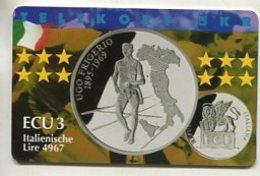 TK34029 DENMARK - Chip P281 Italy - Ugo Frigerio 600 Ex. MINT ! - Denmark