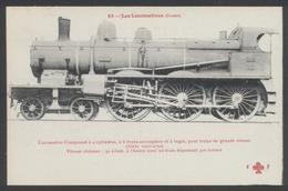 F. Fleury - Les Locomotives N°33 - OUEST - Machine N° 2730 De Type 230 - Voir 2 Scans - Eisenbahnen