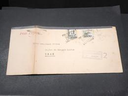ESPAGNE - Enveloppe De Las Palmas Pour Oran En 1938 Avec Contrôle Postal De Las Palmas - L 18036 - Republikanische Zensur