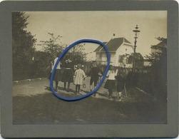 NOORDERWIJK  (  Herentals )    (  Vieux Photo  Sur Carton 13 X 10  Cm ) - Lieux