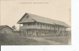 GABON    SINDARA   Mission Catholique Des 3 Epis - Gabon