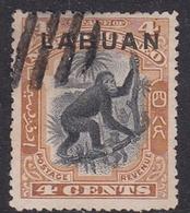 Malaysia-Labuan Scott 96 1899 4c Yellow Brown And Black, Used - Malaysia (1964-...)