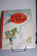 TINTIN AU TIBET - 1962 - Tintin