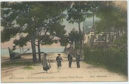 Saint-Trojan-les-Bains-Ile D'Oléron-Avenue Félix Faure (CPA) - Sonstige Gemeinden