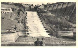 Eupen - CPA - Barrage De La Vesdre - La Grande Chute De Deversoir - Eupen