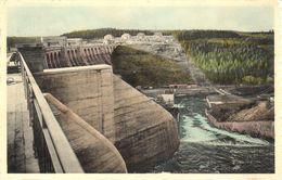 Eupen - CPA - Barrage De La Vesdre - Deversoir Vu Du Barrage - Eupen
