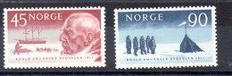 Serie De Noruega N ºYvert 419/20 (**) - Nuevos