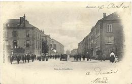 ~ JP  ~ 54  ~   BACCARAT   Rue De La Cristallerie - Baccarat