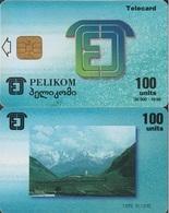 269/ Georgia; P2. Mountains, 100 Units - Georgia