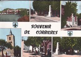 04----SOUVENIR DE CORBIERES--dans Le Village De Corbières---voir 2 Scans - Francia