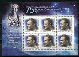 Y45 RUSSIA 2010 1442 75th Anniversary Of Birth Of German Titov (1935-2000). - Space