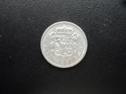 LUXEMBOURG : 25 CENTIMES  1954  KM 45a1      SUP - Luxembourg