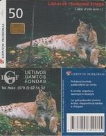 757/ Lithuania; Felis Lynx L. - Lithuania