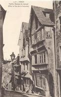 2318. DINAN . VIEILLES MAISONS DU JERZUAL ( Pres La Rue De La Lainerie ) NON ECRITE - Dinan