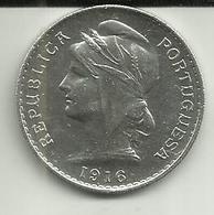 50 Centavos 1916 Portugal Republica - Portugal