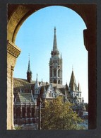 Hungría. Budapest *Matthias Church* Fto: Jaksity László. Nueva. - Hungría