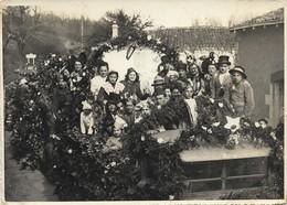 17 Saint Sauvant Cavalcade De 1946 - Altri Comuni
