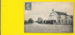MANTES La JOLIE Rare Café Léonard Pont De Magnanville (Bertran) Yvelines (78) - Mantes La Jolie