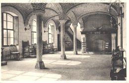 Fernelmont - CPA - Château Franc-Waret - Salle D'armes - Fernelmont