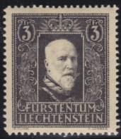 Liechtenstein    .    Yvert     .     153         .       *         .     Ungebraucht Mit Gummi  Und Falz - Neufs