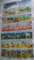 Jeu De Cartes 7 Familles Ancien Atiredaile Lagonflette Oiseau Pompon Elephant Ver - Autres Collections