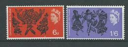 180028769   G. BRETAÑA  YVERT    Nº  403/4  **/MNH - 1952-.... (Elizabeth II)
