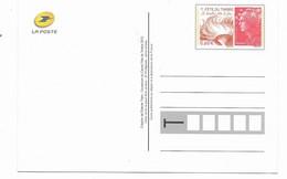 Pap ,pret A Poster Carte Postale Fete Du Timbre La Poste - Bolli Commemorativi