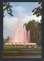 Hungría. Budapest *Fountain And Margaret Island* Foto: Armuth Iván. Nueva. - Hungría